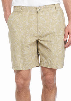 Ocean & Coast® Printed Slub Shorts