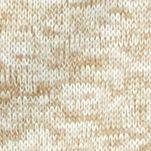 Sports Hoodies for Men: True Khaki/Ivory Tusk Fleece Mock Neck Sweater
