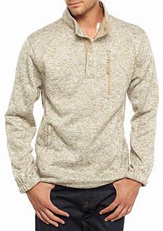 Ocean & Coast Fleece Mock Neck Sweater