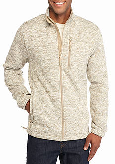 Ocean & Coast Full Zip Fleece Sweater