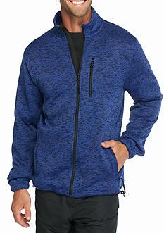 Ocean & Coast Full Zip Fleece Sweater