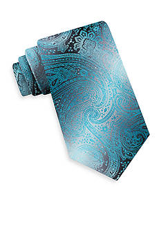Van Heusen Extra Long Chad Paisley Tie