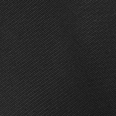 Van Heusen Men Sale: Black Van Heusen Iridescent Solid Tie