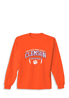 New World Graphics Clemson Tigers Long Sleeve Graphic Tee