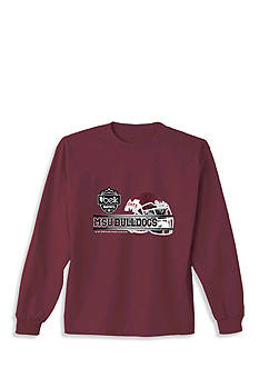 New World Graphics Mississippi State Belk Bowl 2015 Long Sleeve Graphic Tee