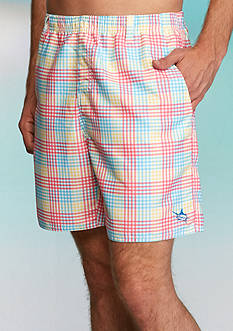 Guy Harvey® Chromatic Volley Swim Trunks