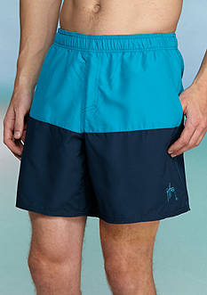 Guy Harvey Volley Swim Hemi Shorts