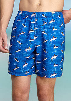 Guy Harvey Volley Swim Deep Sea Master Shorts