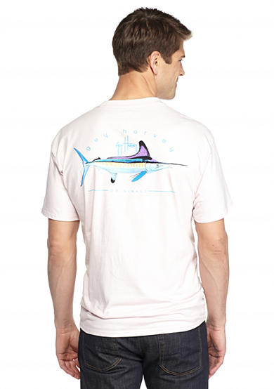 Guy Harvey® Short Sleeve Clipper Graphic Tee
