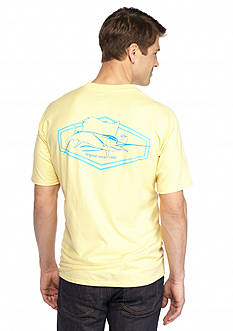 Guy Harvey® Short Sleeve Wedge Graphic Tee