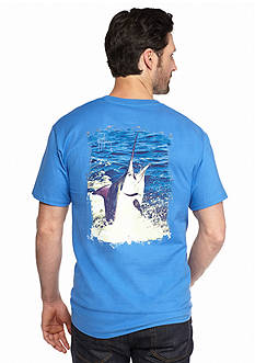 Guy Harvey® Short Sleeve Trigger Graphic Tee