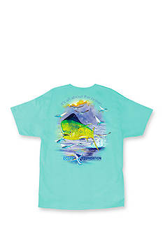 Guy Harvey® All About The Ocean Short Sleeve Graphic Tee