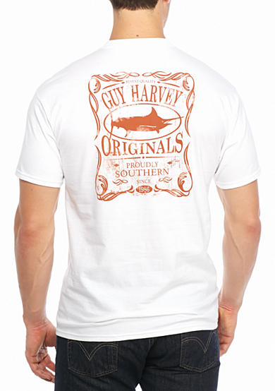 Guy Harvey® Moonshine Short Sleeve Graphic Tee