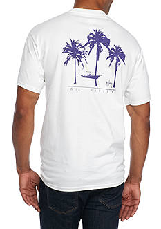 Guy Harvey Short Sleeve Chillin Graphic Tee