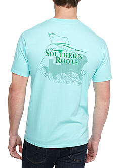 Guy Harvey Rooted Graphic Shirt