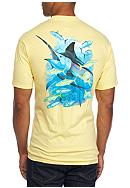 Guy Harvey® Short Sleeve Relentless Graphic