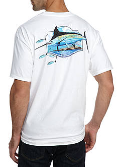 Guy Harvey Big Bill Short Sleeve Graphic Tee