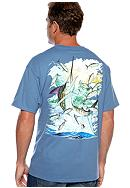 Guy Harvey® Island Marlin Tee