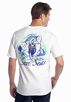 Guy Harvey Save Our Seas Tee
