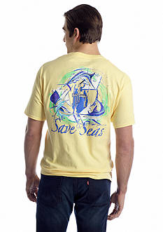 Guy Harvey Save Our Seas Tee