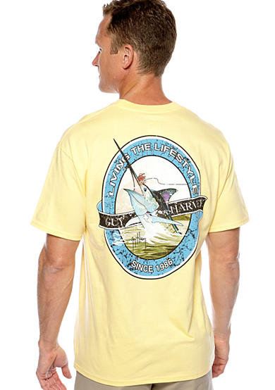 Guy Harvey® Lifestyle Label Tee
