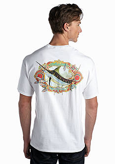 Guy Harvey® Santiago Short Sleeve Graphic Tee