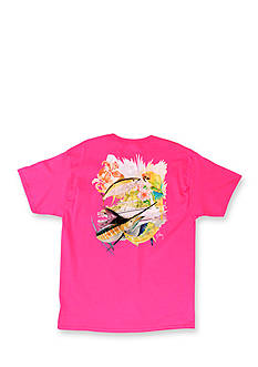 Guy Harvey® Short Sleeve Tobago Graphic Tee
