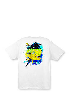 Guy Harvey® Lightning Short Sleeve Graphic Tee