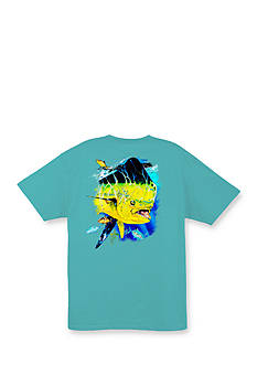 Guy Harvey Lightning Short Sleeve Graphic Tee