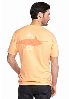 Guy Harvey® Short Sleeve Logo Graphic Tee