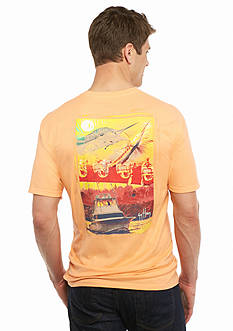 Guy Harvey® Short Sleeve Long Day Graphic Tee