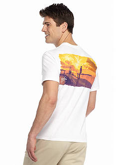 Guy Harvey® Short Sleeve Walk the Plank Graphic Tee