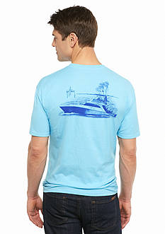 Guy Harvey® Short Sleeve Money Pit Graphic Tee
