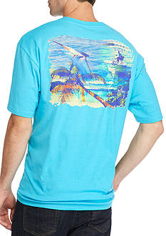 Guy Harvey What's It All About Graphic Tee