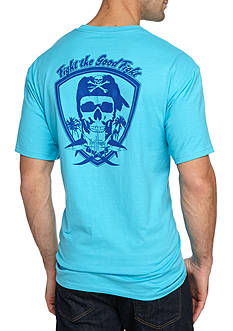 Guy Harvey Good Fight Short Sleeve Graphic Tee