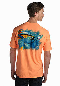 Guy Harvey Trapped Graphic Tee