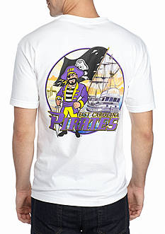 Guy Harvey Short Sleeve East Carolina Pirates Graphic Tee