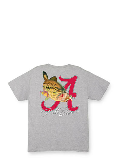 Guy Harvey® Guy Harvey Bama Roll Tide Tee