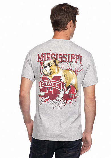 Guy Harvey® Mississippi State Bulldogs Short Sleeve Graphic Tee