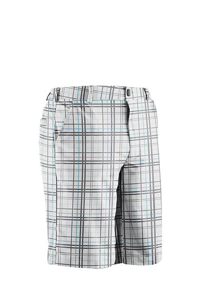 Under Armour® UA Forged Plaid Shorts