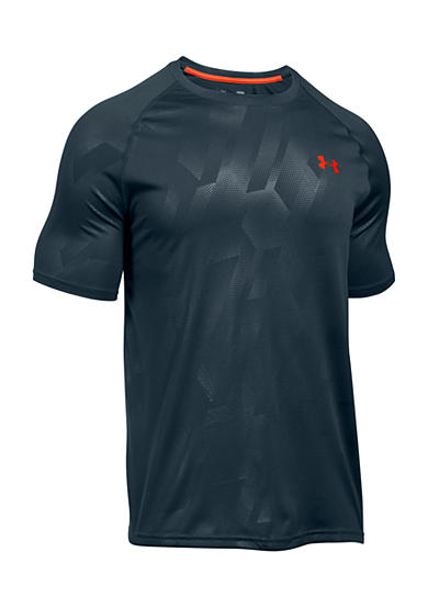 Under Armour® Tech Novelty Short Sleeve Tee Shirt
