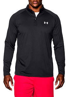 Under Armour Tech;#8482; 1/4 Zip Long Sleeve Shirt