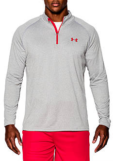 Under Armour® Tech™ Quarter Zip Long Sleeve Shirt