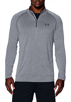 Under Armour UA Tech;#8482; 1/4 Zip Long Sleeve Shirt