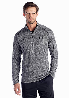 Under Armour Tech;#8482; 1/4 Zip Long Sleeve Shirt
