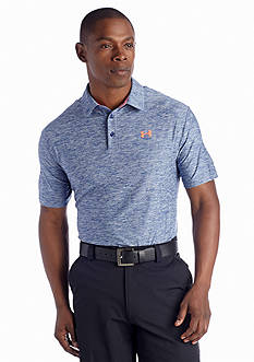 Under Armour® UA Elevated Heather Polo