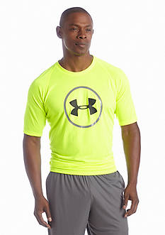 Under Armour® Core Training Logo Graphic Tee
