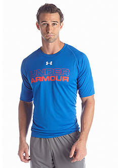 Under Armour Core Training Wordmark Graphic Tee