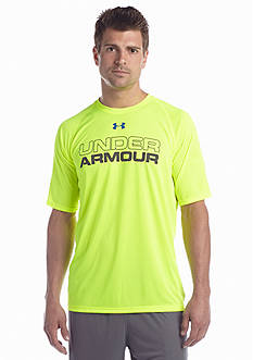 Under Armour® Core Training Wordmark Graphic Tee