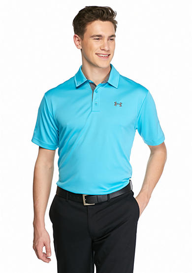 Under Armour® Leader Board Tech Polo Shirt